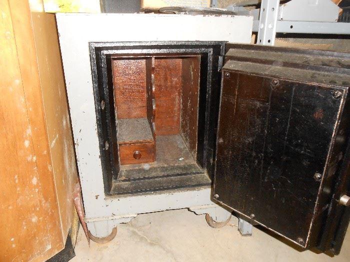 1 of 2 safes