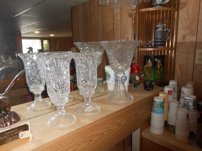 Crystal 3 piece set