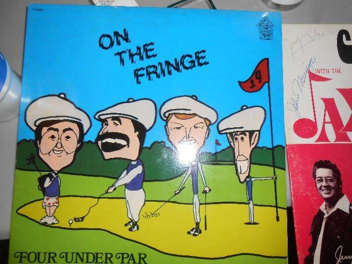 On the fringe album
