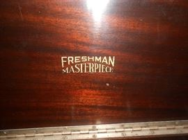 Freshman Masterpiece radio