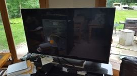 "65"" Toshiba Flat Screen Television"