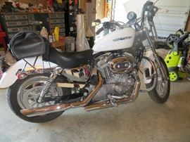 2006 Harley not discounted