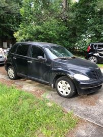 2005 PT CRUISER touring edition - Approximately  130,000 miles. Blown head gasket, asking $400.00 obo