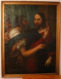 18th Century Painting (4 feet by 3 feet)