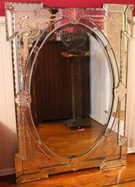 Venetian -Style Mirror