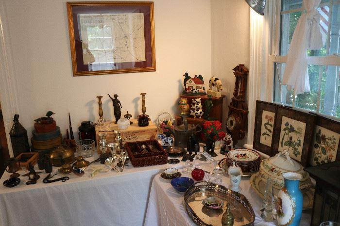 Primitives, Porcelain, Cast iron