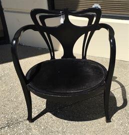 Art Nouveau Arm Chair C. 1900