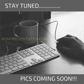 STAY TUNED ----  PICS COMING SOON!!!