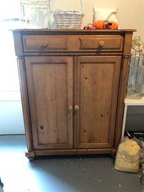 Great pine dresser