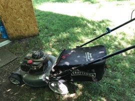 A great mower