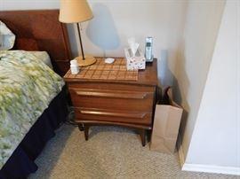 part  of  midcentury  bedroom  set