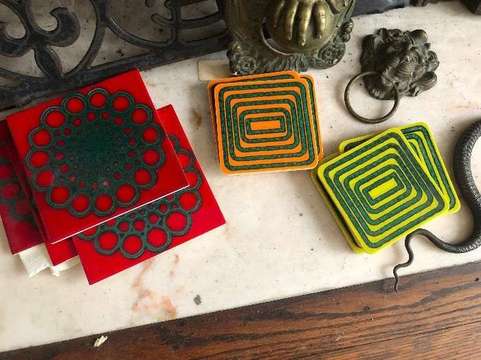 MCM tiles, Italian design