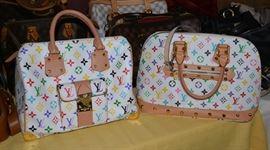 Louis Vuitton Style Purses