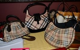 Burberry Purses