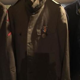 World war one American uniform good condition
