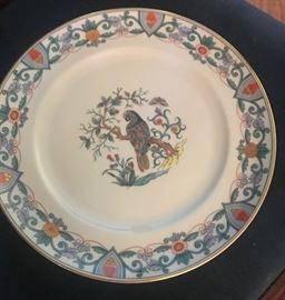 Azurara dinner plates