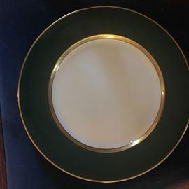 Fitz & Floyd, Renaissance plates