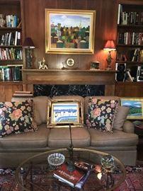 Sherrill sofa