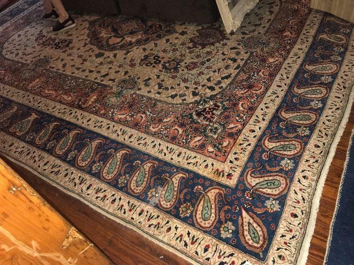 Pakistani wool rug