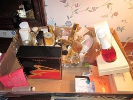 TONS OF GREAT PERFUMES