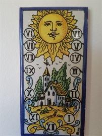 Italian Tile Piece