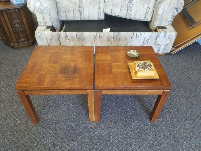 Danish  style tables