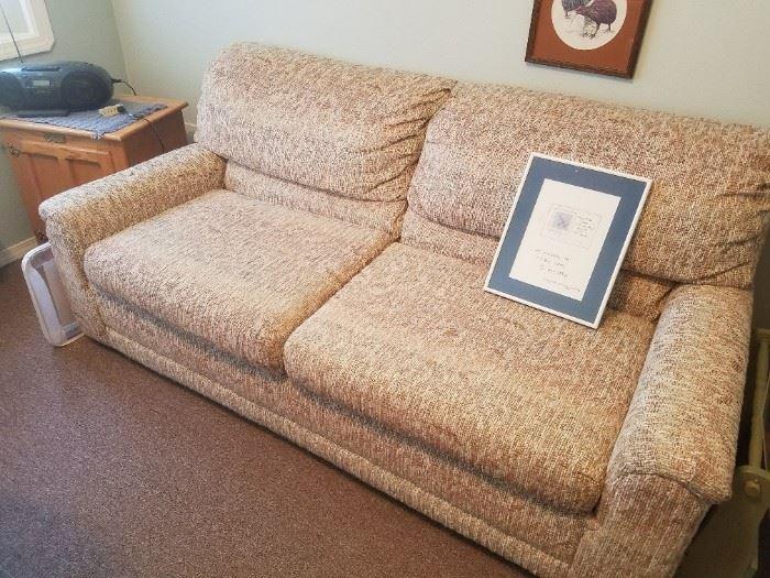 Sleeper Sofa by Elizabeth Hall