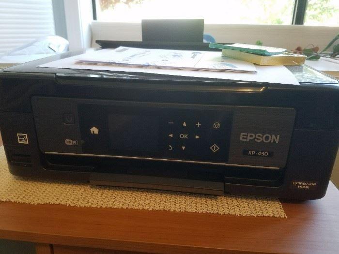 Epson Xp-430 WiFi Expression Home