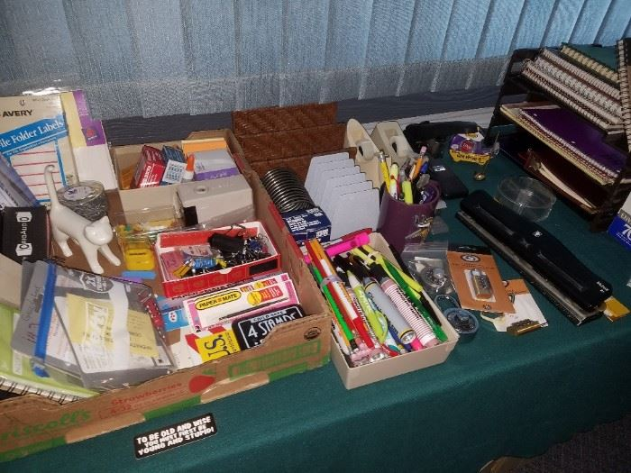 Some of stationary
