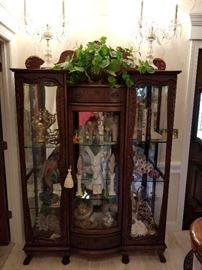 Victorian China Cabinet