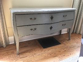 Lot #2 Arhaus Bombay chest