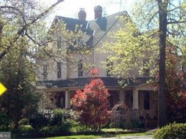 Grand Victorian Manor home estate sale hosted by Bethesda Downsizing and Estate Sales