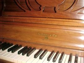 Sohmer & Co. Piano