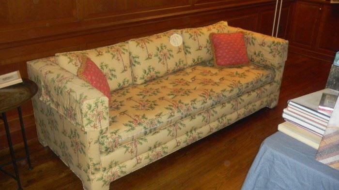 sofa by Dunbar