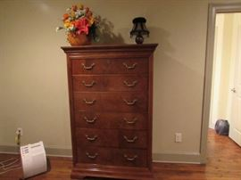 Thomasville tall chest