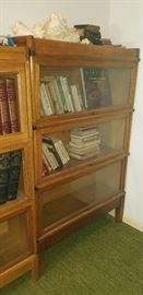 Lawyers/Barrista Bookcases