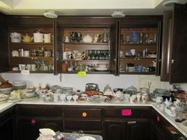 kitchen is full again!