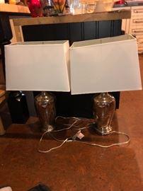 Nice pair of lamps