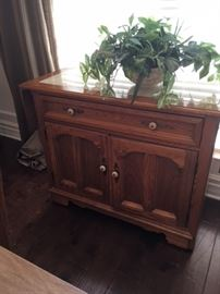 Small Side board table