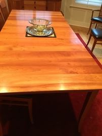 Room and Board large dining table