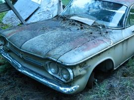 Corvair Project or parts car