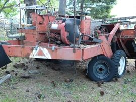 Old Swather
