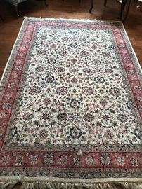 Larger Oriental Rug- Hand Made