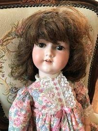 Wow. A Genuine Armand Marseille Antique Doll