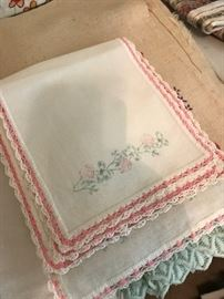 Lots of Nice Linens