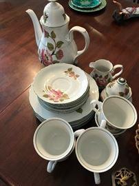 Fine German Tea Set