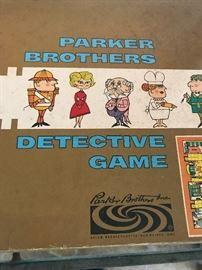 Original 1963 Clue Game