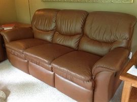 La-Z-Boy Reclining Sofa.