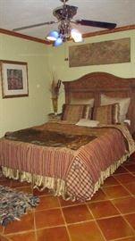 Ralph Lauren bed set