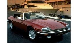 1995 jaguar XJS 70,000 original miles classic